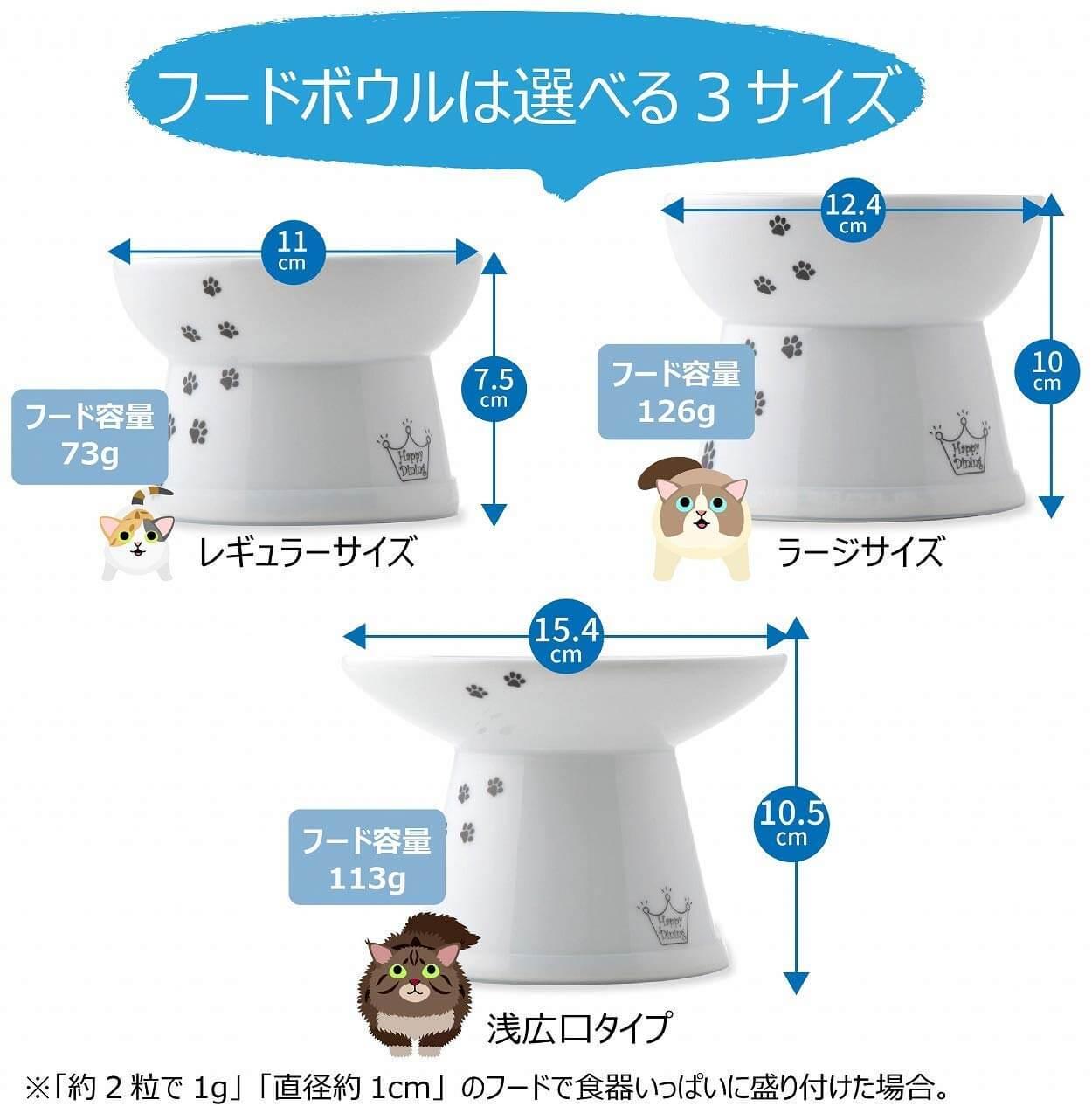 猫壱 種類